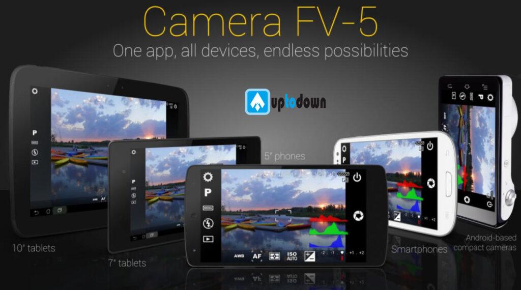 camera fv 5 pro apk full premium 2019