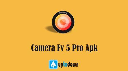 cara blur camera fv 5 lite