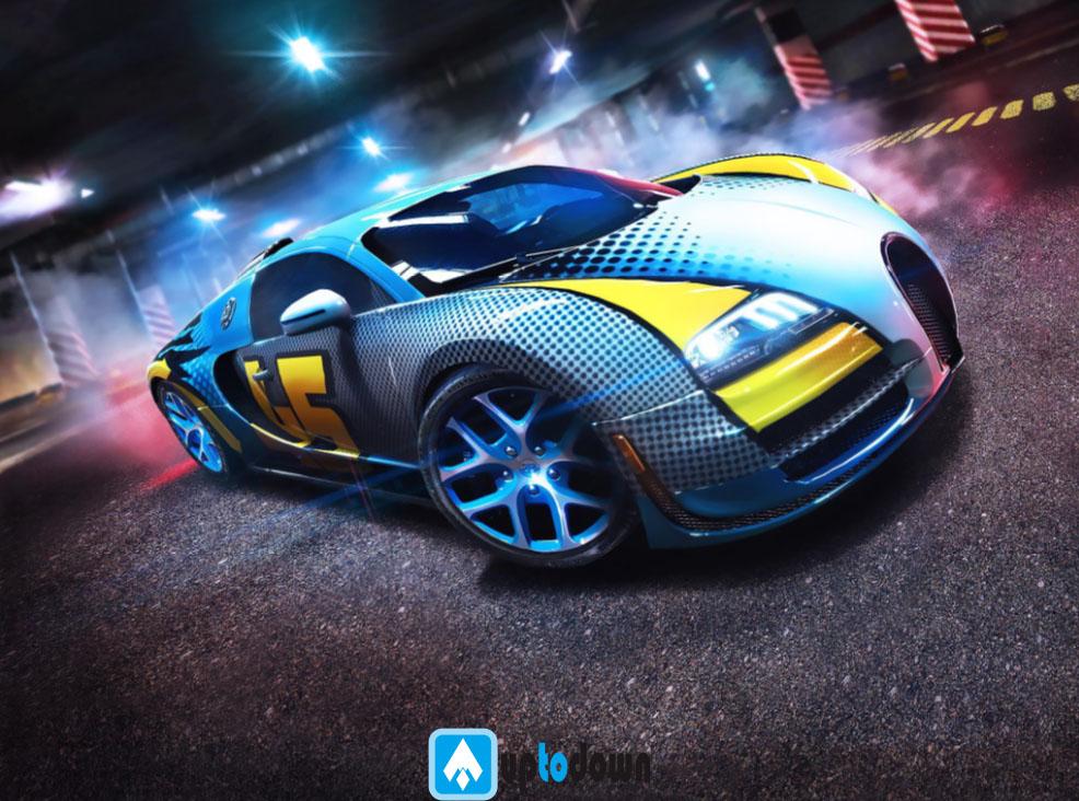 download asphalt 8 mod apk