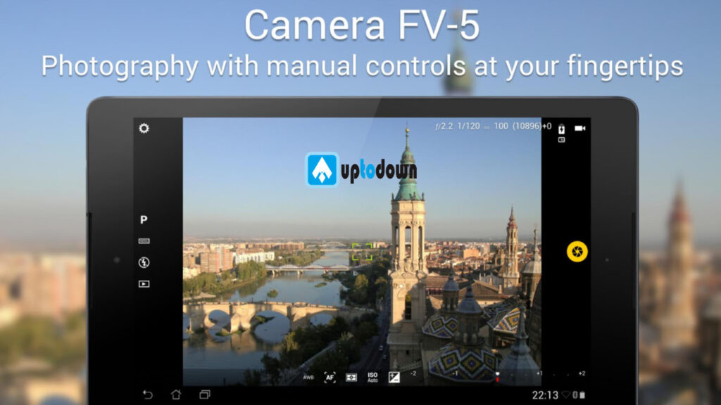 download camera fv 5 pro apk full premium