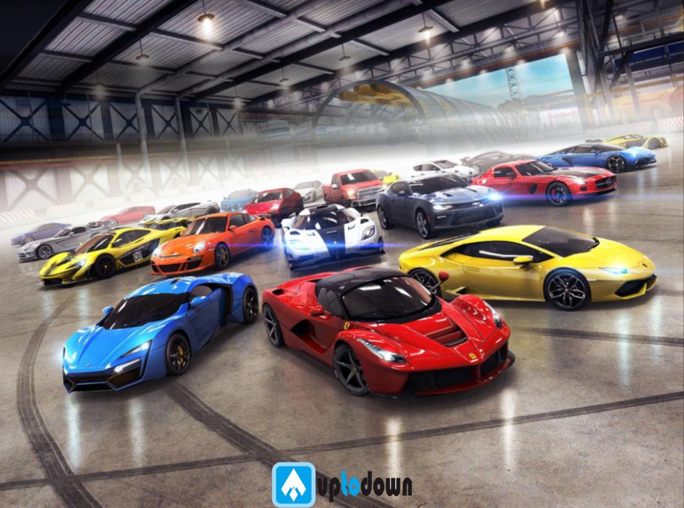 download game asphalt 8 apk+data mod