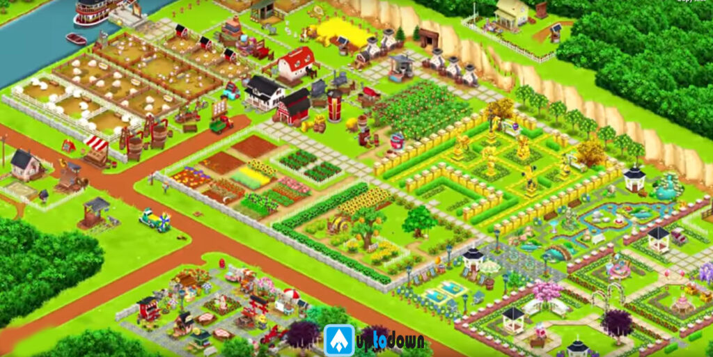 download game hay day mod apk versi terbaru