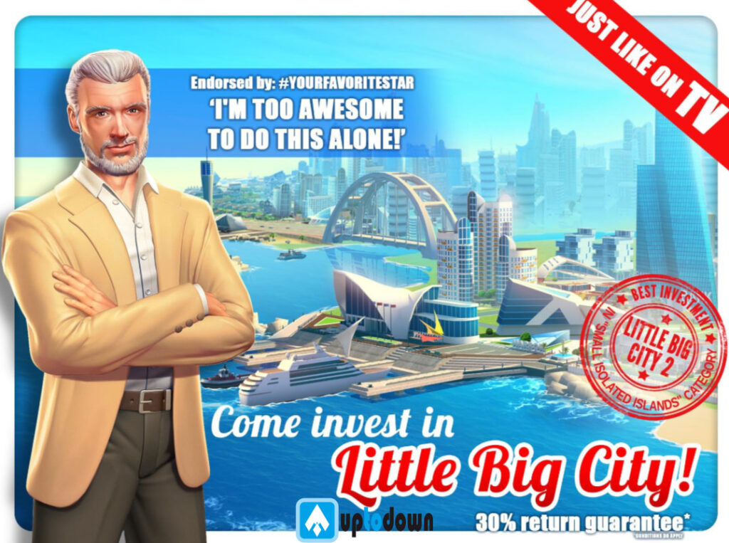 download game little big city 2 mod