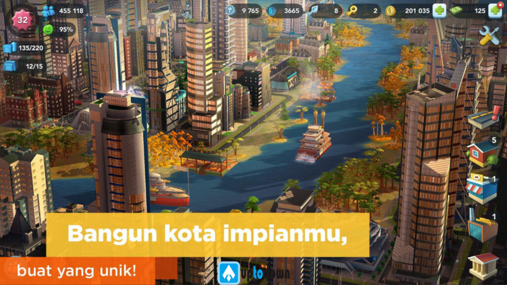 download game simcity buildit mod apk