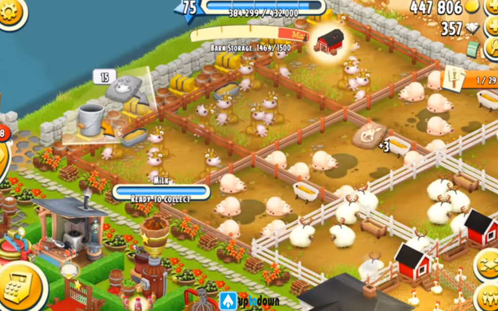 download hay day mod apk 2019
