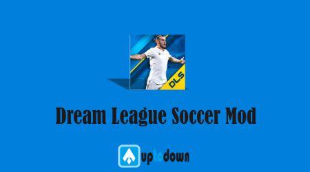 dream league mod apk
