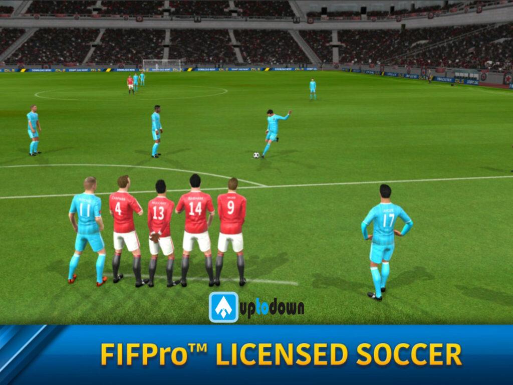 dream league soccer 2016 mod
