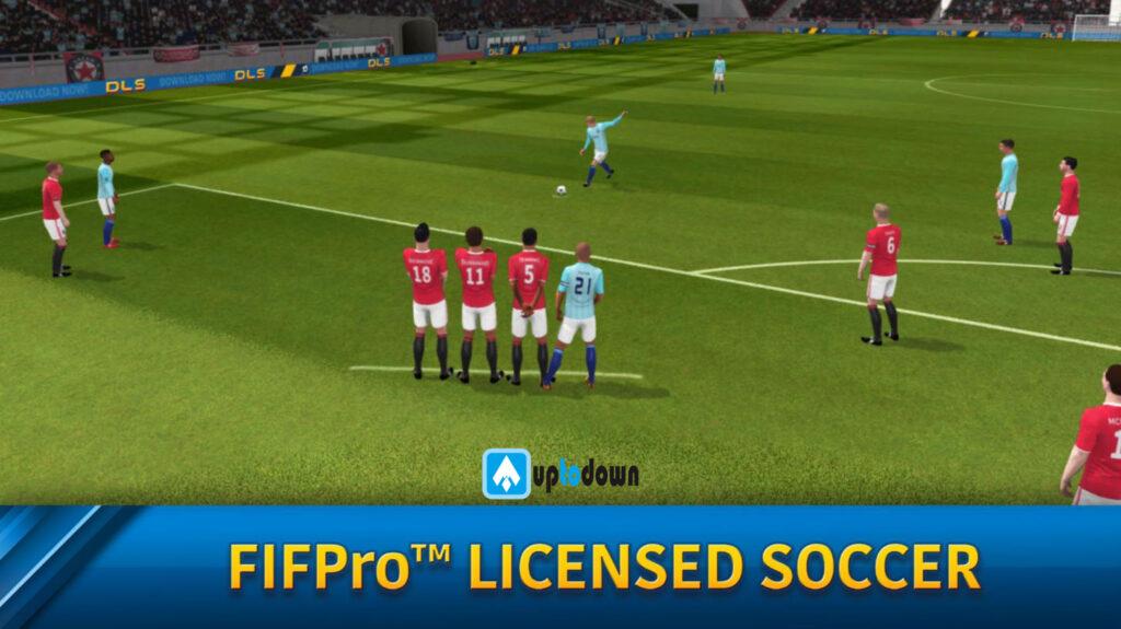 permainan dream league soccer