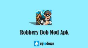 robbery bob mod apk home