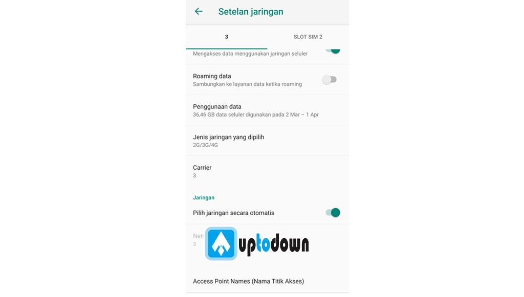 apn-telkomsel