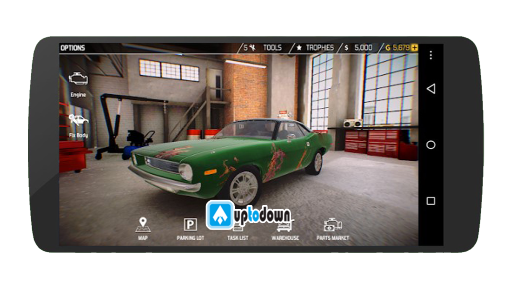 Car Mechanic Simulator 2018 Mod
