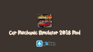 Car Mechanic Simulator 2018 Mod