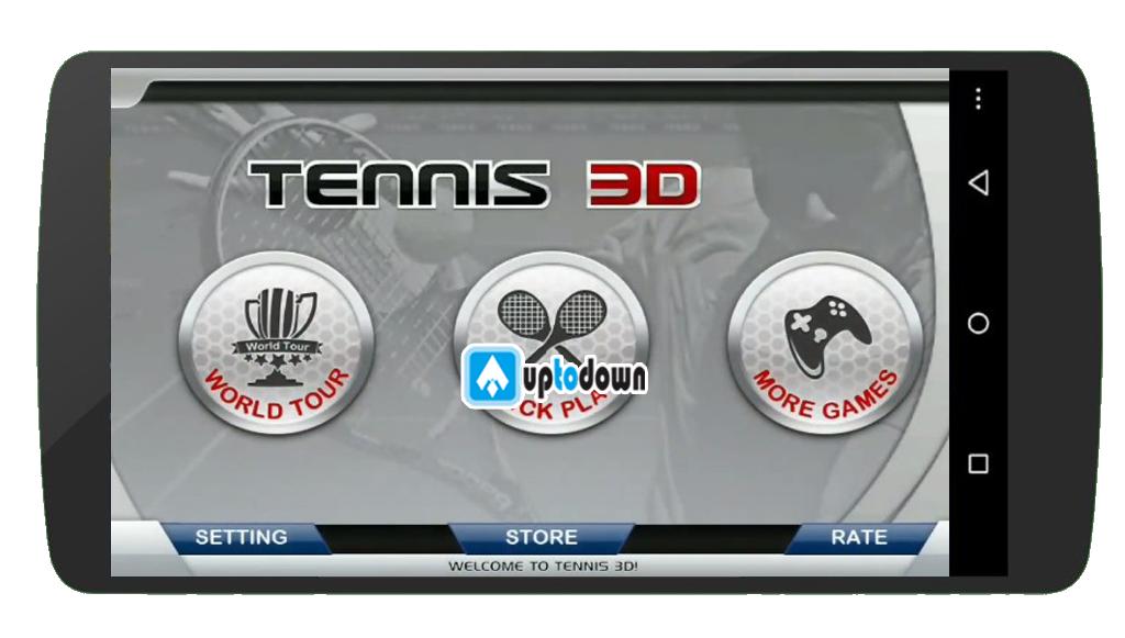Tennis 3D Mod Apk