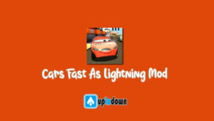Cars Fast As Lightning Mod