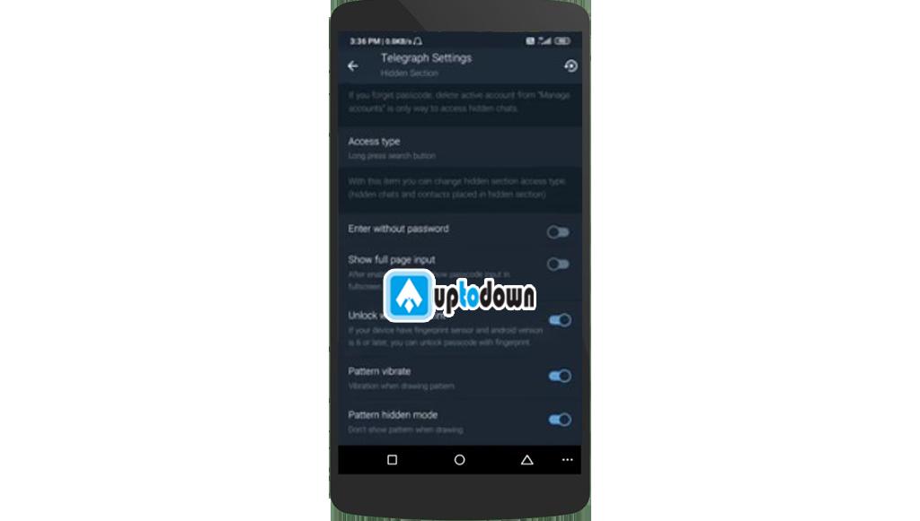 Telegram Mod