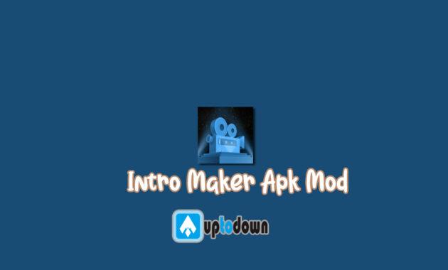 Intro Maker Apk Mod