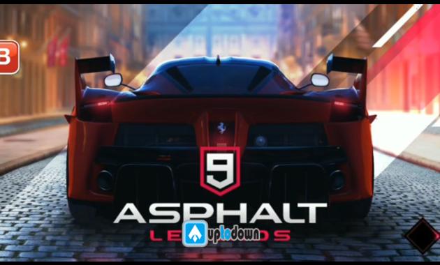 Asphalt 9 Mod