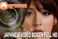 japanese video bokeh museum