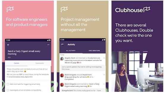 Fitur Aplikasi Clubhouse
