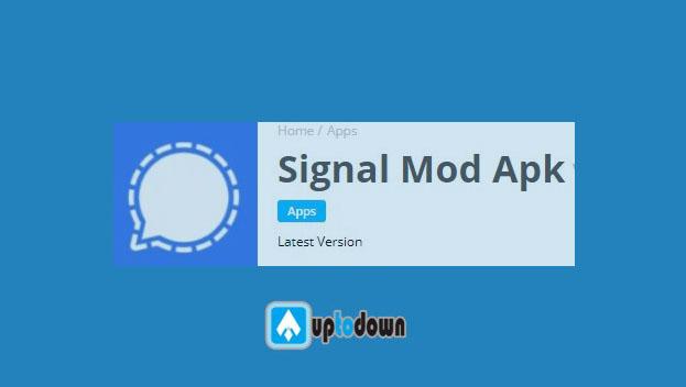 aplikasi signal mod