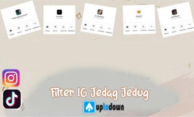 Filter IG Jedag Jedug