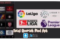 Total Sportek Mod Apk