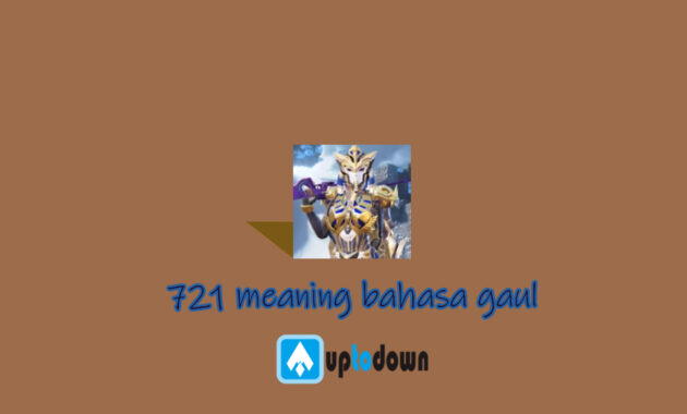 721 meaning