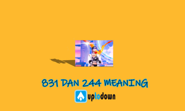 831 meaning