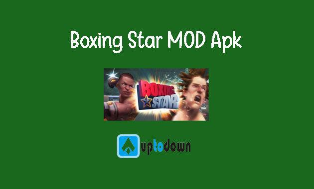 Boxing Star MOD Apk, Aplikasi yang memberi Unlimited Money