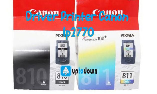 Kekurangan Printer Canon Ip2770
