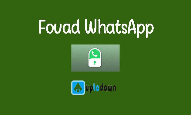 Fouad WhatsApp Aplikasi Dengan Fitur Luar Biasa