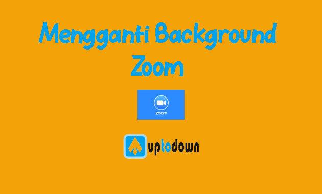 Cara Mengganti Background Zoom di HP Android atau Iphone
